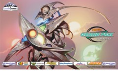 Grand Prix Portland 2010 Ltd. Ed. Playmat (Etched Champion)